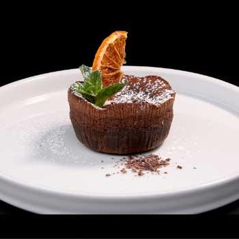 """</p> <div class=""""title_menu"""">SOUFFLÈ AL CIOCCOLATO</div> <p>uova, pasta di cacao, farina di frumento, burro<br /><strong>4,50€</strong></p> <p>"""