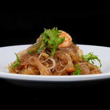 "</p> <div class=""title_menu"">SPAGHETTI DI SOIA*</div> <p>spaghetti di soia verdure B,F,K<br /><strong>5,00€</strong></p> <p>"