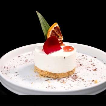 """</p> <div class=""""title_menu"""">STRAWBERRY CHEESE CAKE</div> <p> purea di fragola, burro, yogurt,uova, farina di frumento, latte<br /> <strong>4,50€</strong>"""