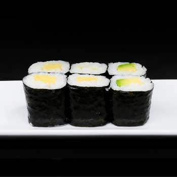 """</p> <div class=""""title_menu"""">AVOCADO HOSOMAKI</div> <p>avocado, alga, riso<br /><strong>3,00€</strong></p> <p>"""
