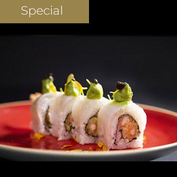 "</p> <div class=""title_menu"">Uramaki fish truffle</div> <p><strong>6,00€</strong>"