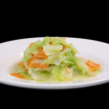 """</p> <div class=""""title_menu"""">CAVOLO CINESE</div> <p>cavolo cinese saltato con carote<br /><strong>5,50€</strong></p> <p>"""