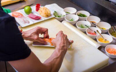 Cucina Giapponese, ingredienti tipici