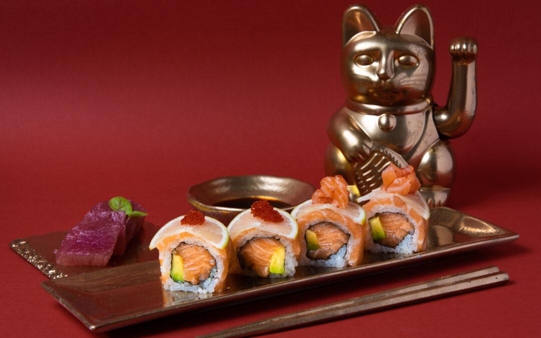 Delivery sushi Roma, qualità e stile con Neko