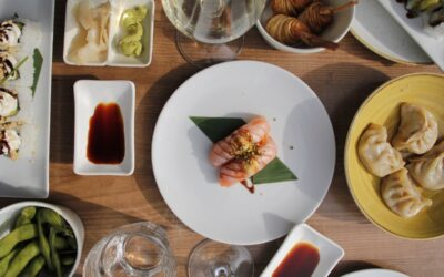 Sushi All You Can Eat Roma: qualità e stile nei ristoranti Neko